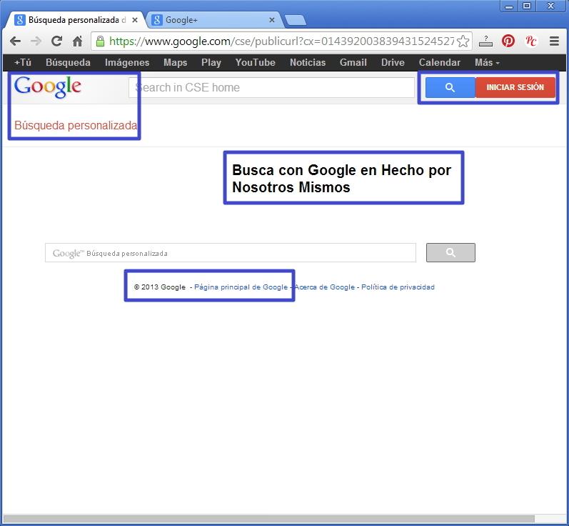 Nueva forma de buscar en el Foro con Google Busgoo11