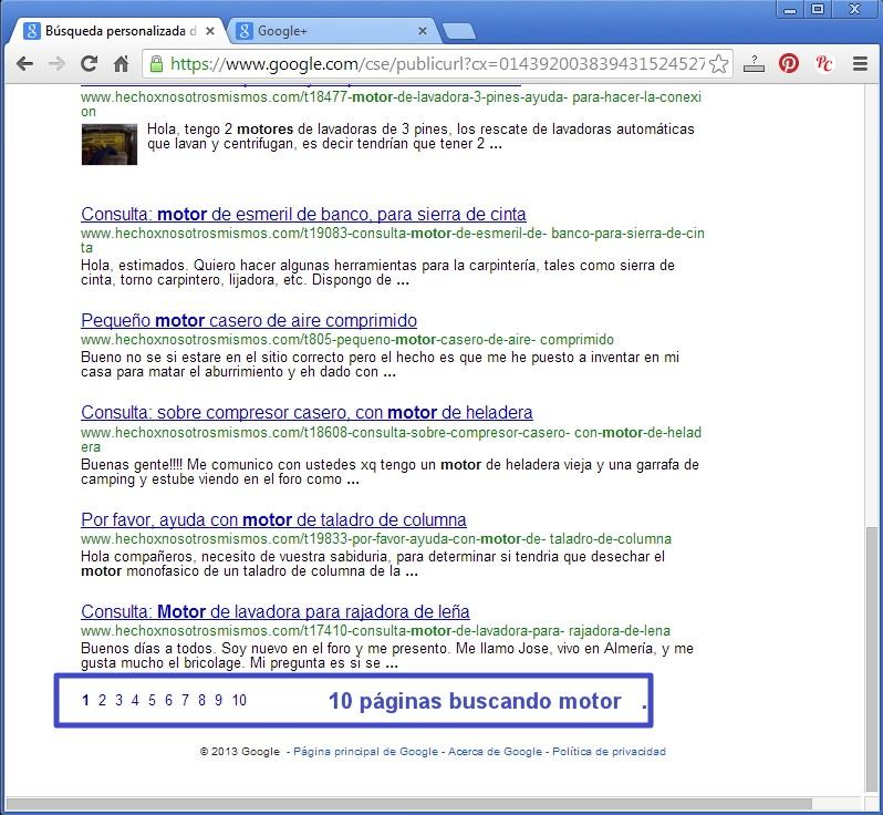 Nueva forma de buscar en el Foro con Google Busgoo16