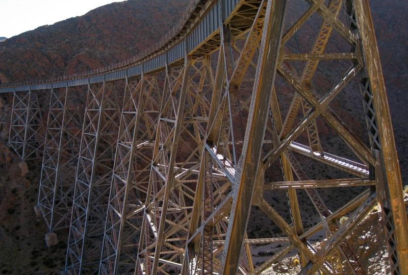 Rompecabezas de puente de metal Romp-p10