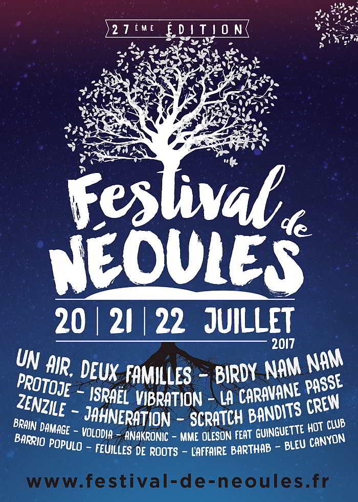 Festival de Néoules 2017 Flyneo10