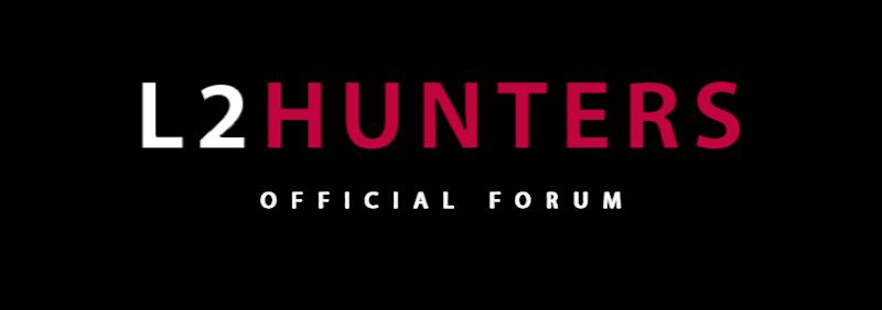 Hunters x5