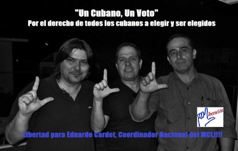 Un Cubano, Un Voto 15747310