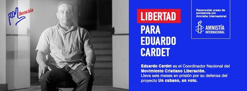 Libertad para Eduardo Cardet  *** Amnistía Internacional 17821110