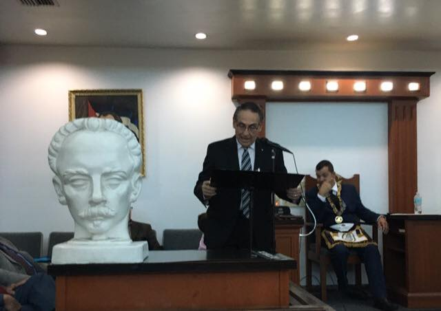 Celebración del 20 de Mayo de la Gran Logia de Cuba en el Exterior  ***  Por  Mari Comas 18622610