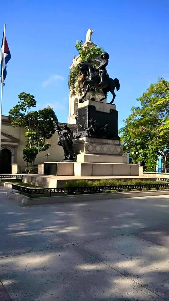 Estatua del Mayor Ignacio Agramonte y Loynaz Agramo10
