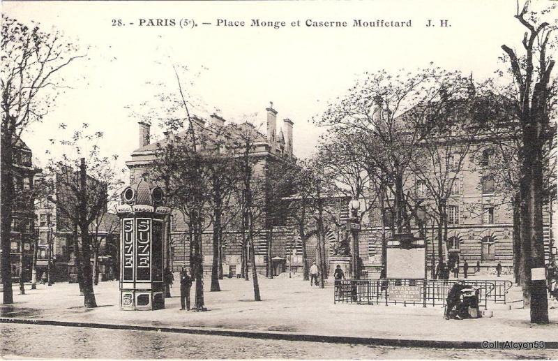 LES CASERNES PARISIENNES. 13690010