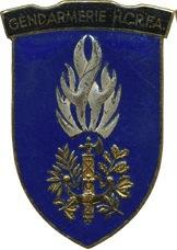 Gendarmerie en Allemagne Hcrfa110