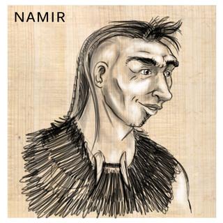 Membres de la tribu Namir11