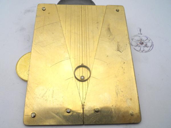 Boucle d'oreille '' Saturnelle '' Dscn1116