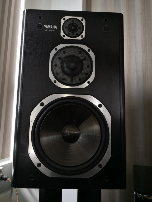 (SOLD) Yamaha NS1000X Reference Monitor Speakers Img_2023