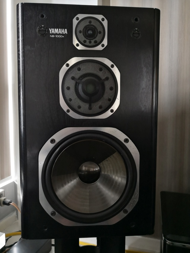 (SOLD) Yamaha NS1000X Reference Monitor Speakers Img_2024