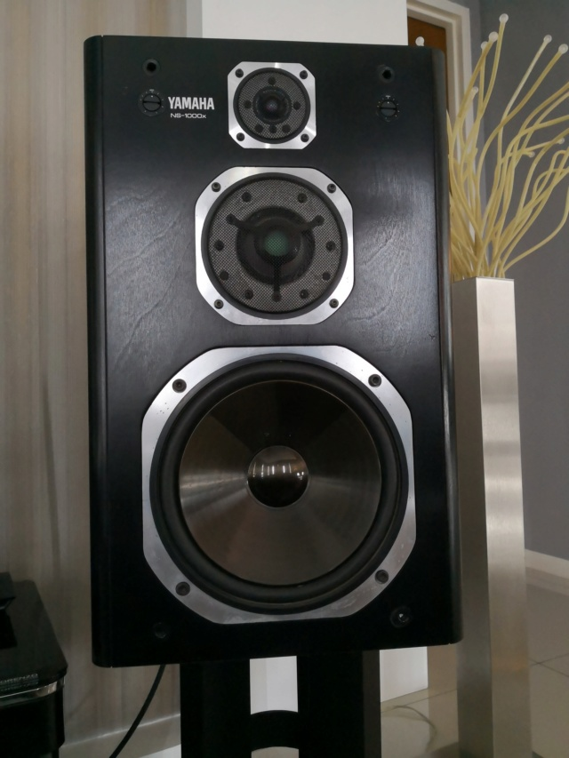 (SOLD) Yamaha NS1000X Reference Monitor Speakers Img_2025
