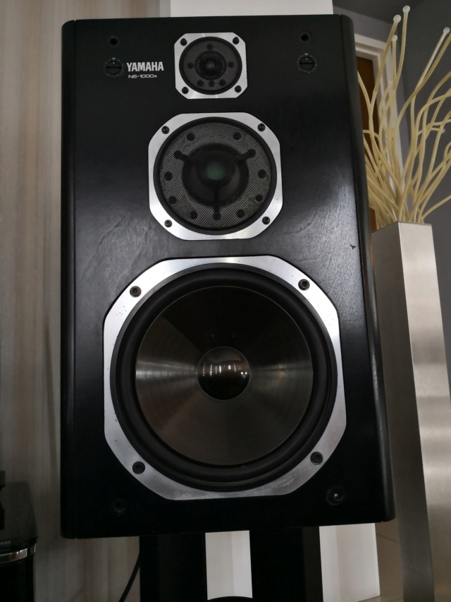 (SOLD) Yamaha NS1000X Reference Monitor Speakers Img_2026