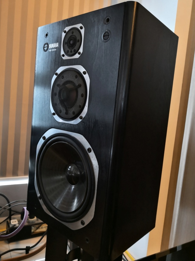 (SOLD) Yamaha NS1000X Reference Monitor Speakers Img_2027