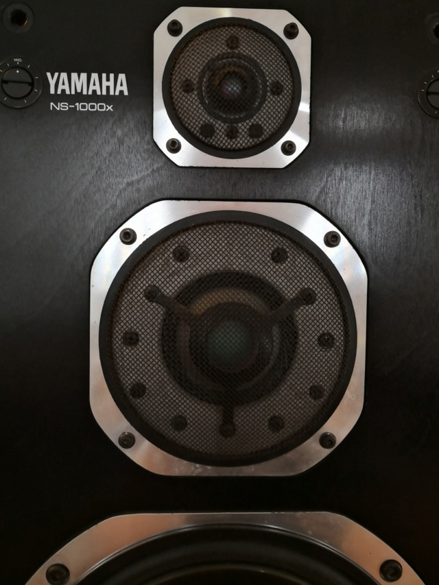 (SOLD) Yamaha NS1000X Reference Monitor Speakers Img_2031