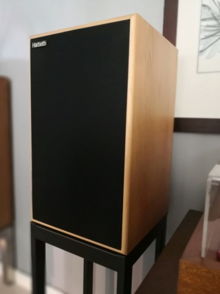 Harbeth Monitor M30.1 Reference Speakers (Used) SOLD Img_2048