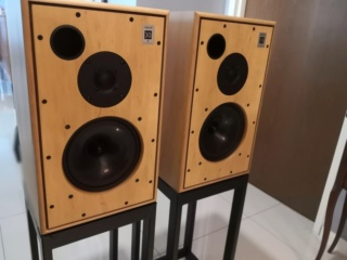 Harbeth Monitor M30.1 Reference Speakers (Used) SOLD Img_2050