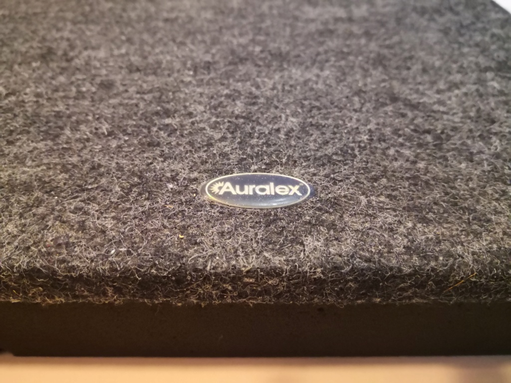 SOLD Auralex  SubDude Subwoofer Isolation Platform (Used) Img_2061