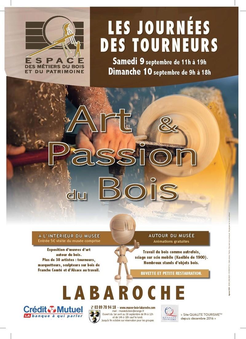 Musée du bois Labaroche 09 et 10 septembre2017 Affich10