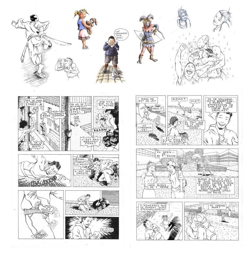 [inspi] Timeline - vos vieux dessins 2006-210