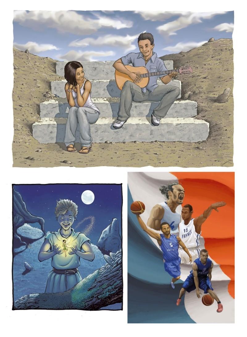 [inspi] Timeline - vos vieux dessins 2011-210