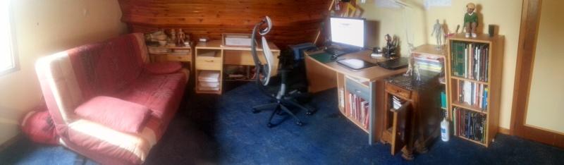 [irl] Montrez nous votre bureau 20140510
