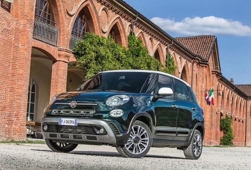 2017 - [Fiat] 500L restylée 17052212