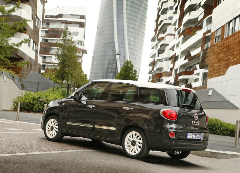 2017 - [Fiat] 500L restylée 17052213