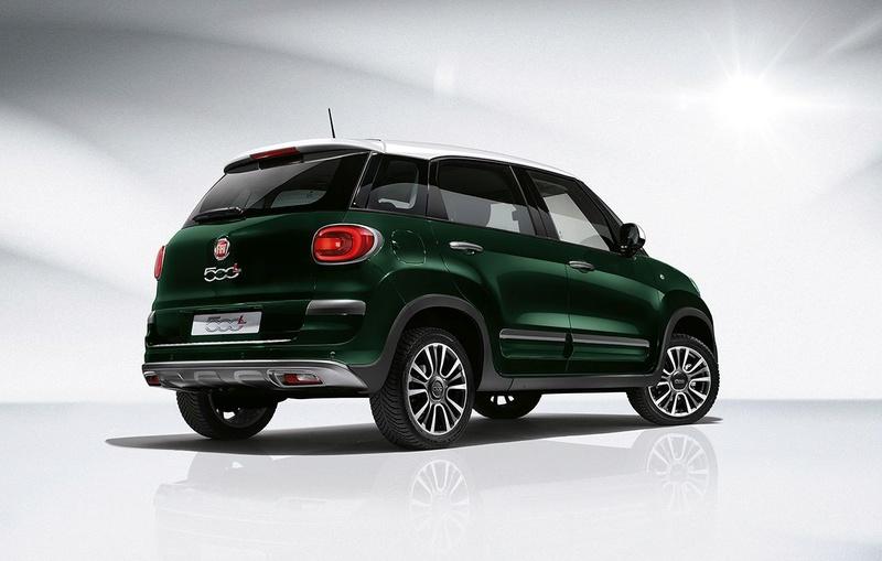 2017 - [Fiat] 500L restylée 17052214