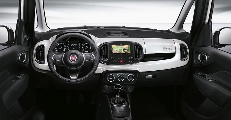 2017 - [Fiat] 500L restylée 17052215