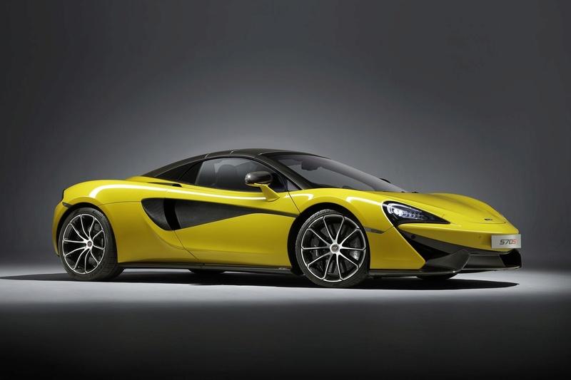 2015 - [McLaren] 570s [P13] - Page 6 Mclare13