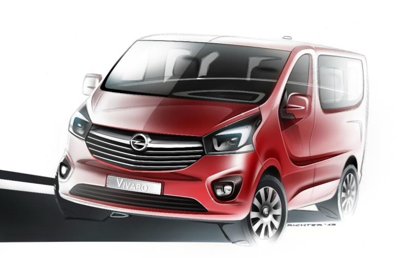 2014 [Renault/Opel/Fiat/Nissan] Trafic/Vivaro/Talento/NV300 - Page 2 Opel-v10