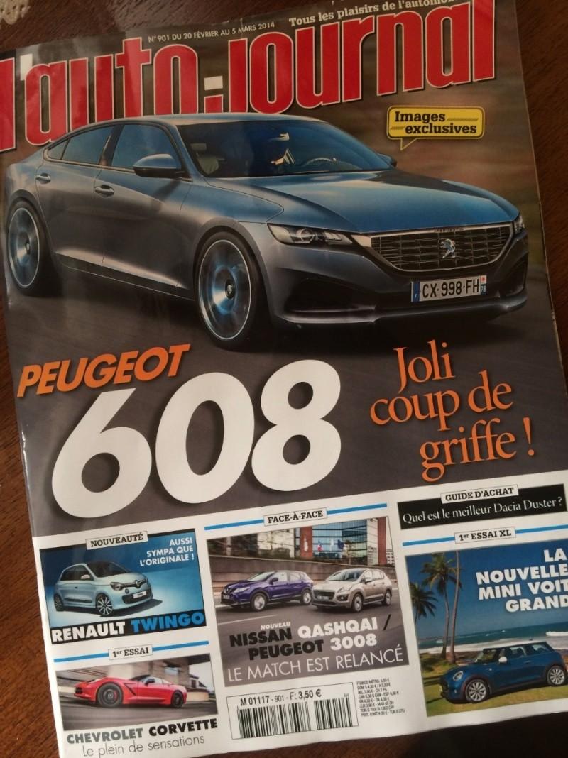 2017 - [Peugeot] 608 Secure10