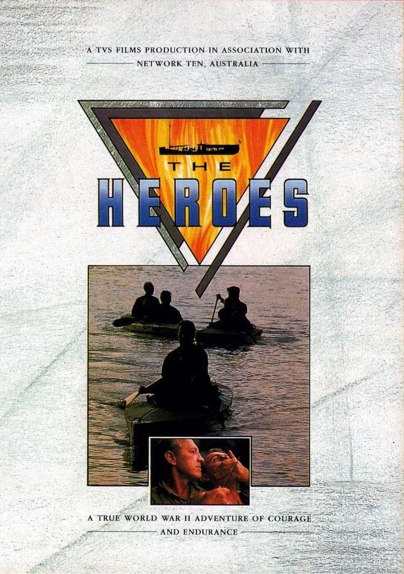 un super teleflim THE HEROES ( COMMANDO SUR SINGAPOUR )......une histoire vrais , au origine du sbs ( avec le raid sur bordeaux) Comman10
