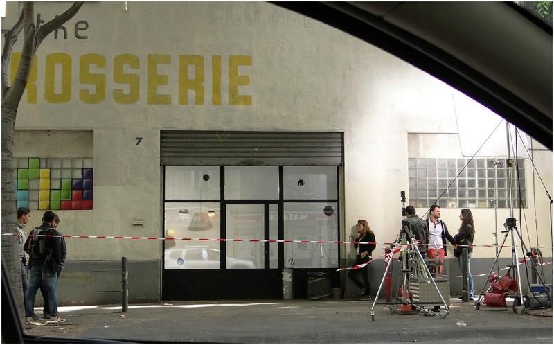 Rencontres des acteurs sur Marseille et autres Garage10