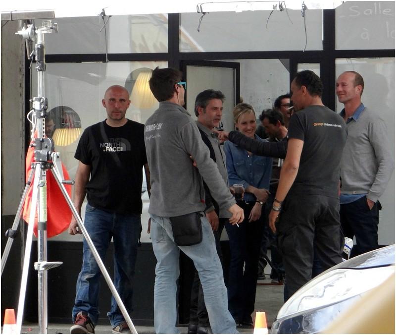 Rencontres des acteurs sur Marseille et autres Garage11