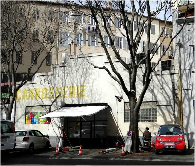 Rencontres des acteurs sur Marseille et autres Garage12