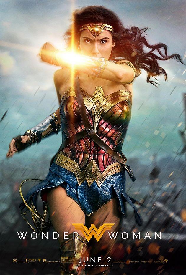 "Série ""Wonder Woman"" Wonder12"
