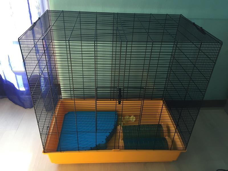 VENTE Cage Freddy 2 Max Img_3414