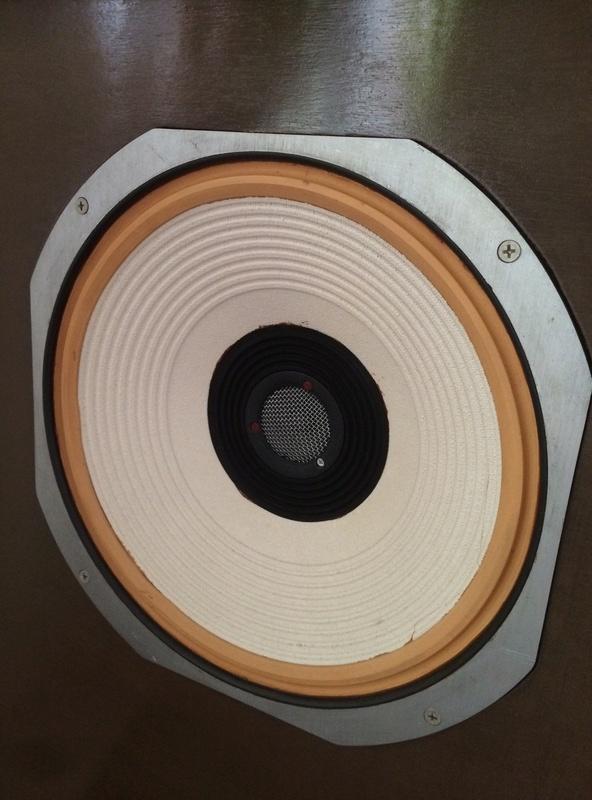 JBL LE14C - Alnico V Coaxial 15inch speaker (SOLD) Img_9510