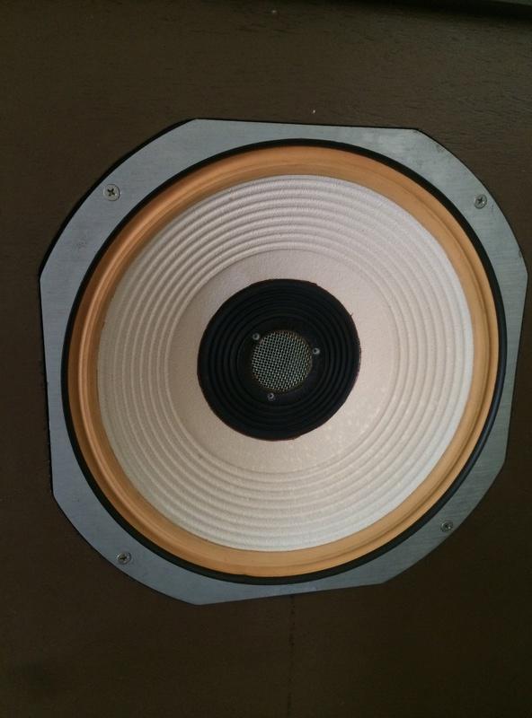 JBL LE14C - Alnico V Coaxial 15inch speaker (SOLD) Img_9511