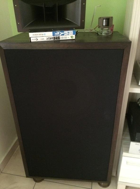 JBL LE14C - Alnico V Coaxial 15inch speaker (SOLD) Img_9513