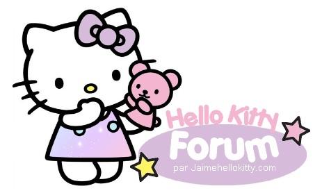 J'aime Hello Kitty - Le Forum