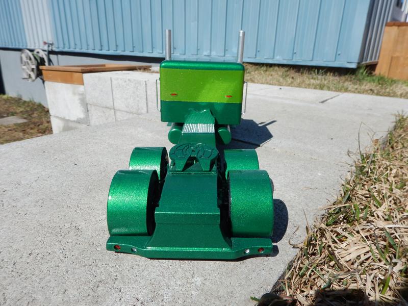 Peterbilt model 359 Custom  Dscn2715