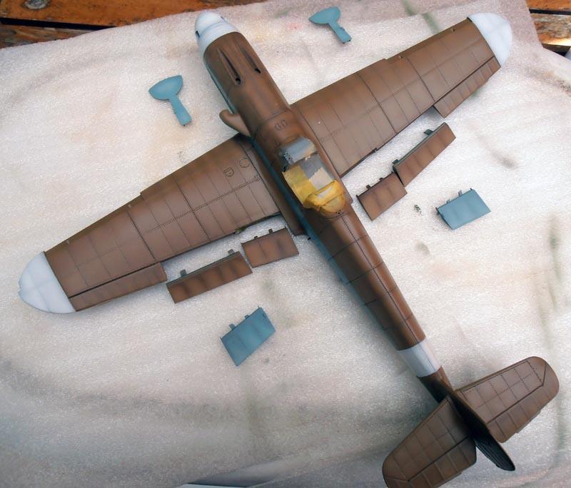 Bf109 F4 Trop. - Page 12 Constr15