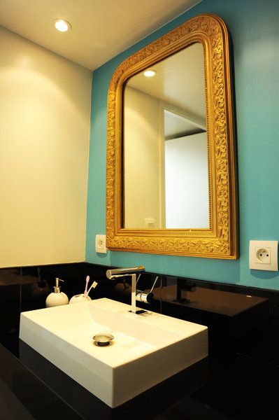 chez Sabri : idée de couleur pour le salon  Deco10