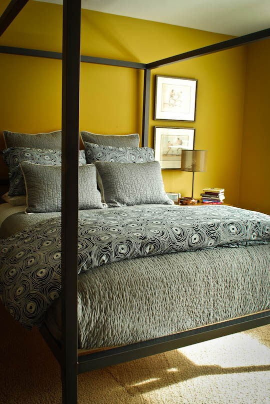 chez Sabri : idée de couleur pour le salon  Moutar12