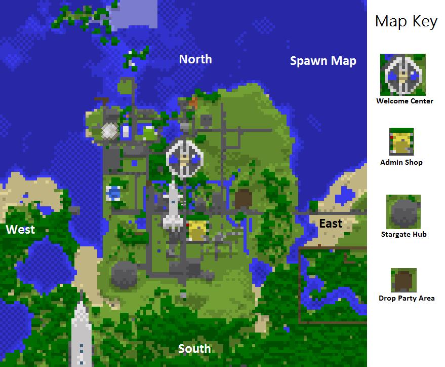 Spawn Map Spawnm10