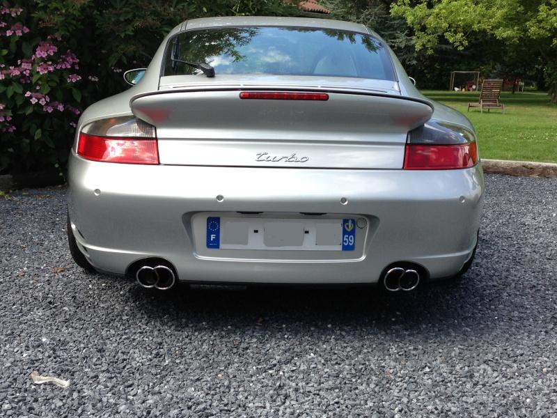 Photo de derrière... Turbo210