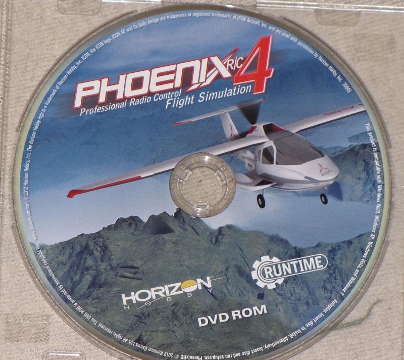 (VENDU) Simulateur vol Phoenix V4 + dongle Img_5111